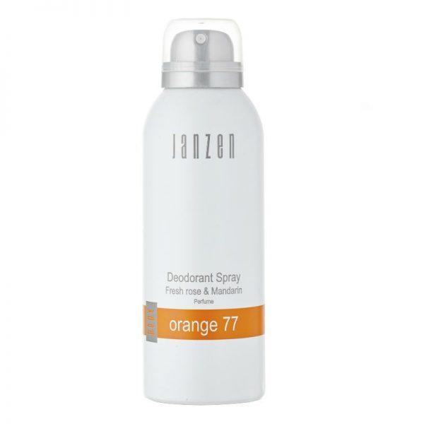 Janzen deodorant spray - Orange 77