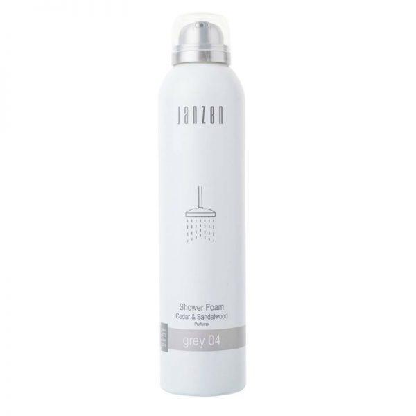 Janzen shower foam - Grey 04