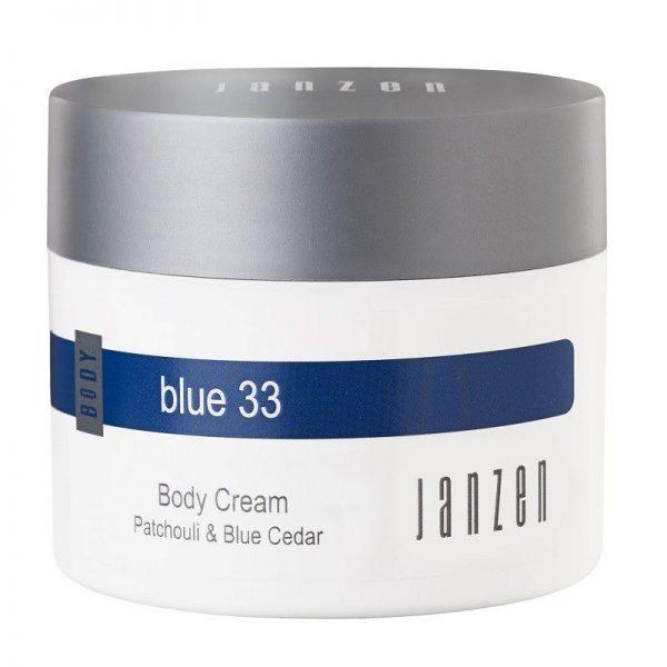 Janzen body cream - Blue 33