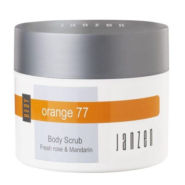 Janzen body scrub - Orange 77