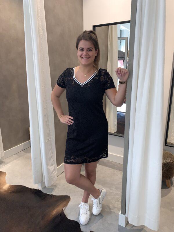 Amaze dress - zwart