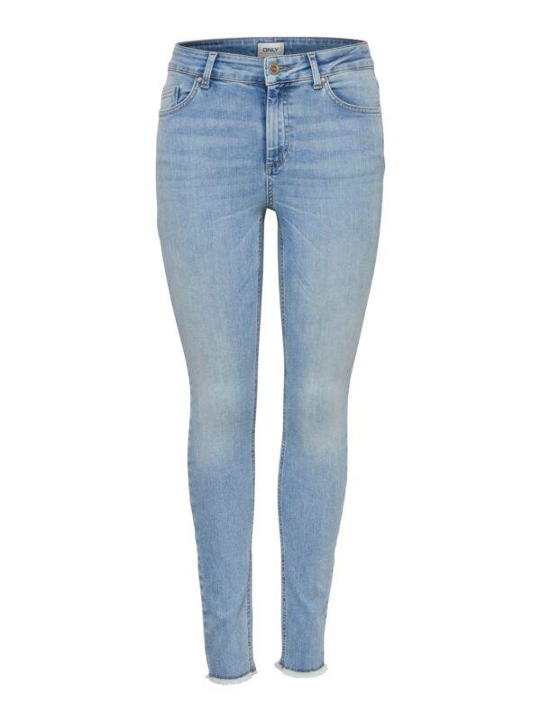 Blush enkel jeans - 01