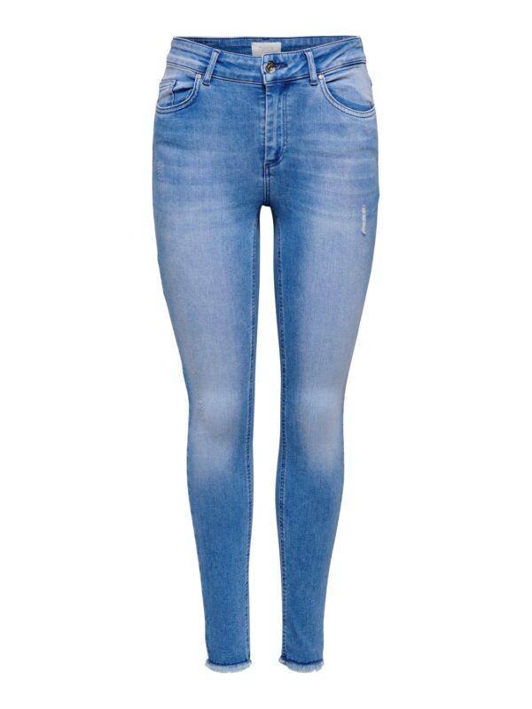 Blush enkel jeans - 05