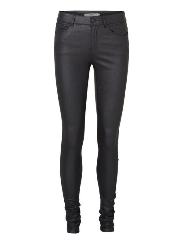 Coating jeans vero moda - Zwart