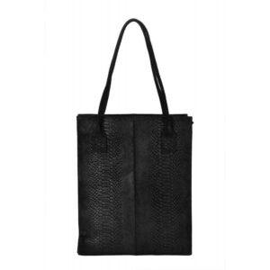 DSTRCT shopper portland croco zwart