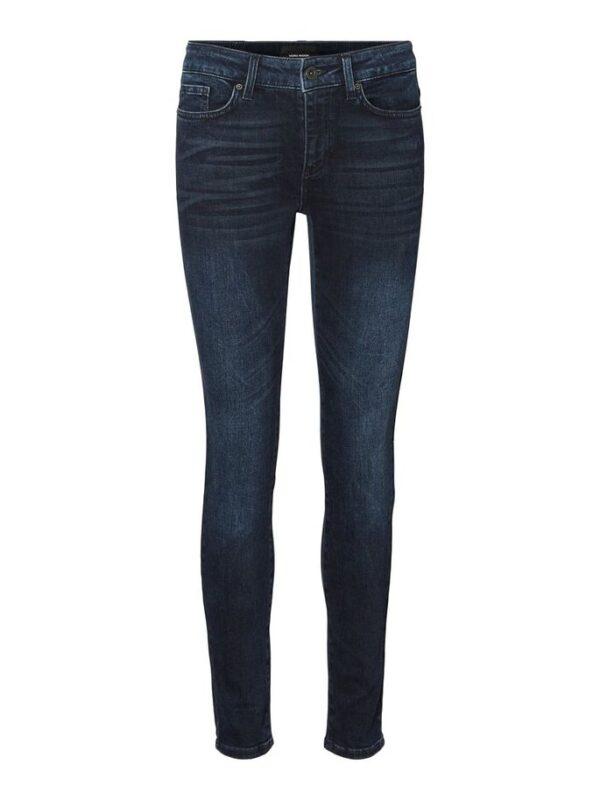 Ella jeans - Donkerblauw
