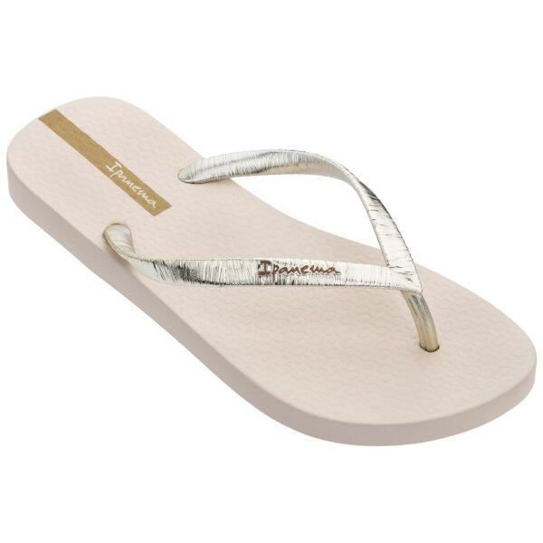 Ipanema slippers beige/goud