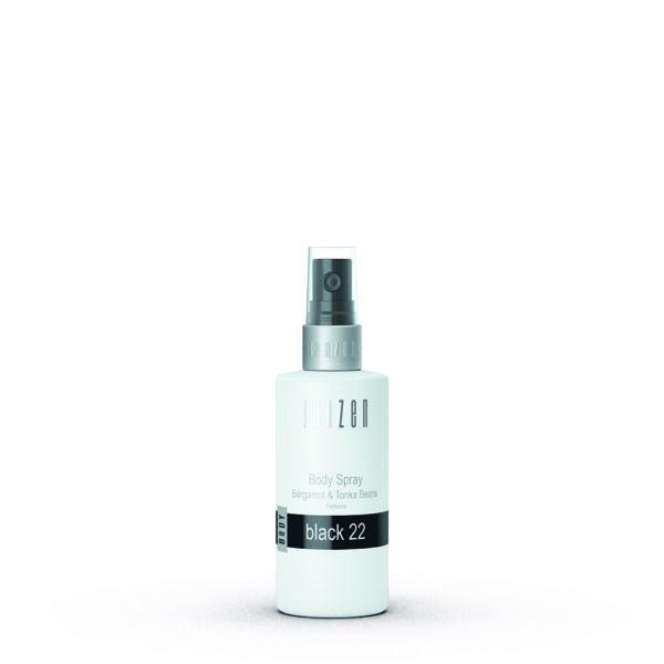 Janzen body spray - Black 22