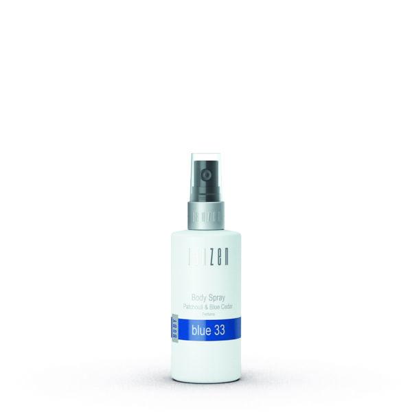 Janzen body spray - Blue 33
