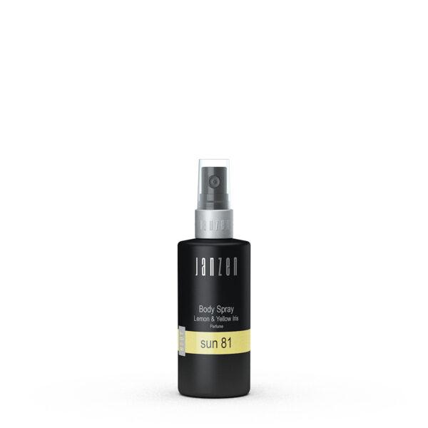 Janzen body spray - Sun 81