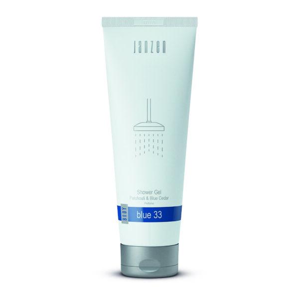 Janzen shower gel - Blue 33