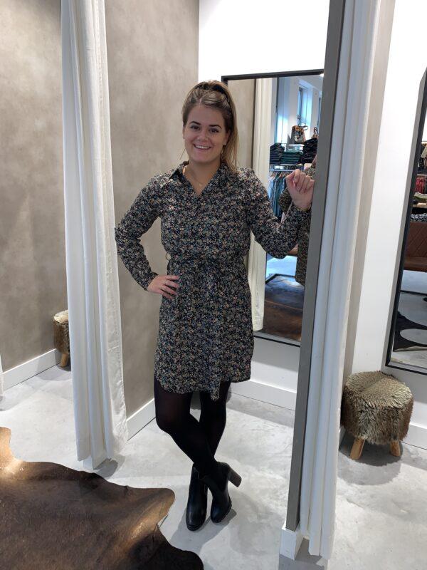 Lofty Manner- Holly dress blue