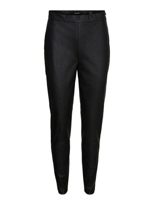 PU legging - Zwart