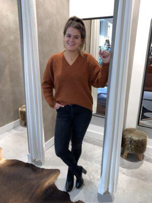 Pullover tori - Zwart