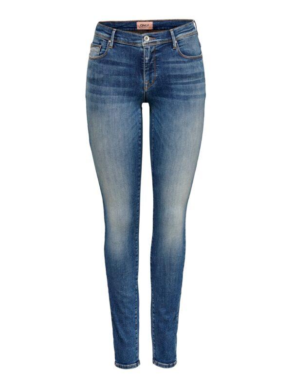 Shape jeans - blauw