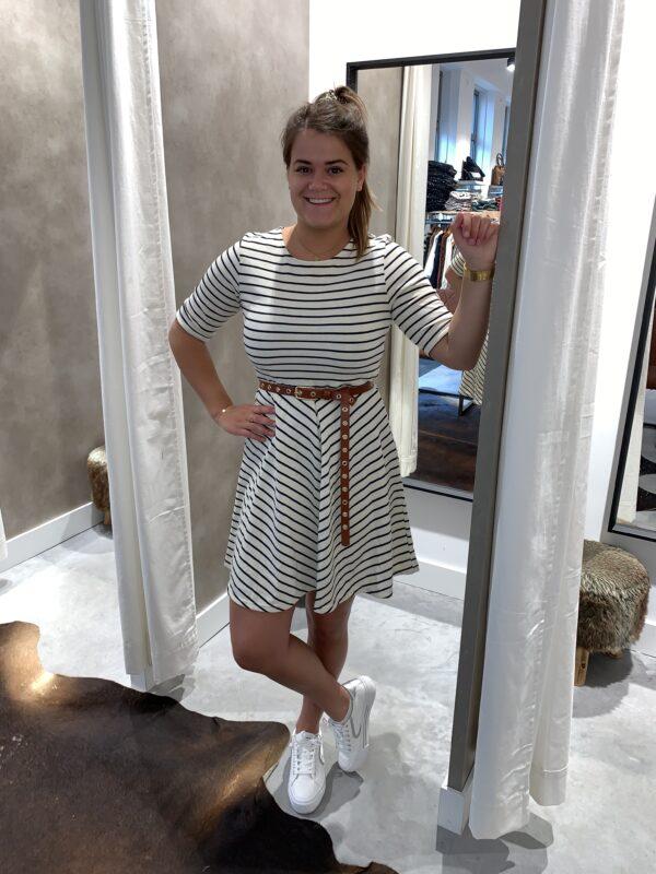 Ula stripe dress