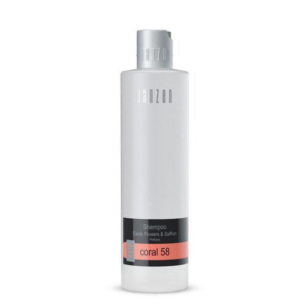 Janzen shampoo - Coral 58